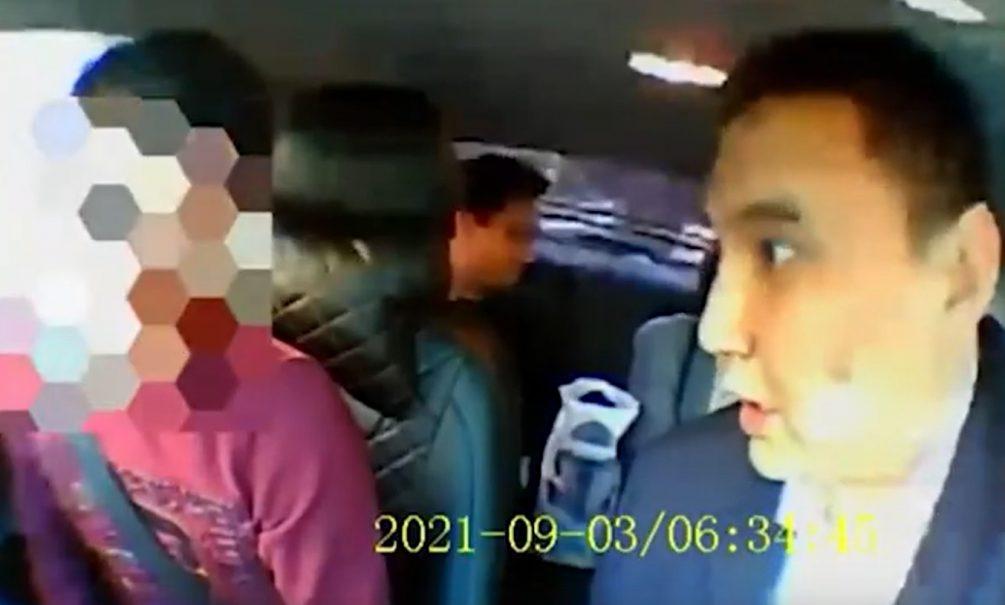 «Я тебе сейчас лицо сломаю»: в Москве пьяный помощник прокурора избил таксиста ксивой и угрожал расправой