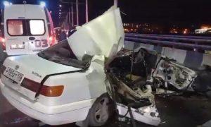 Смертельная гонка дрифтера с полицейскими попала на видео в Иркутске