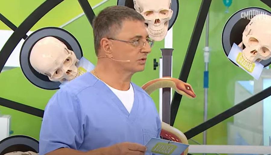 Теледоктор Александр Мясников рассказал о четырех предвестниках инсульта