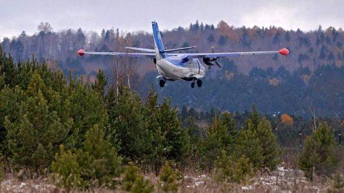 СК опубликовал видео с места крушения самолета L-410 под Иркутском