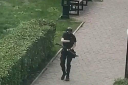 «Ведет себя адекватно»: стало известно о состоянии пермского стрелка Тимура Бекмансурова