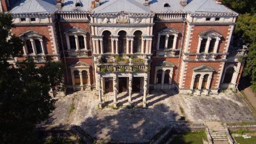«Пацанки» разгромили объект культурного наследия