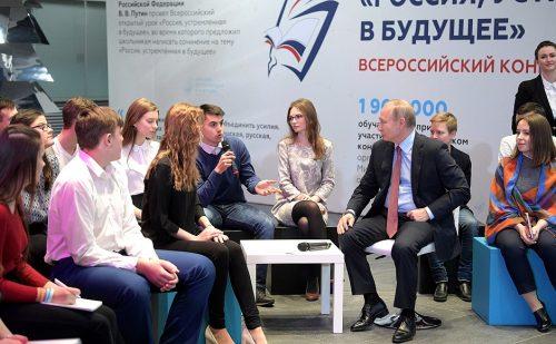 «Путин может отменить контрольные в школах»: педагог оценил революционную идею президента