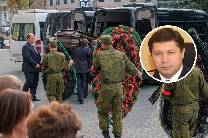 «Я, наверно, умру от этого всего, что на меня навалилось»: стали известны подробности смерти главы СКР по Пермскому краю после странного совещания