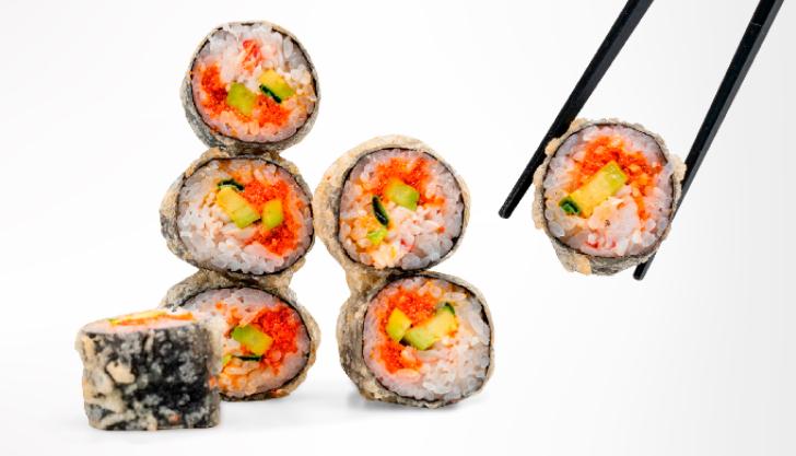 Японские суши с доставкой от Тануки