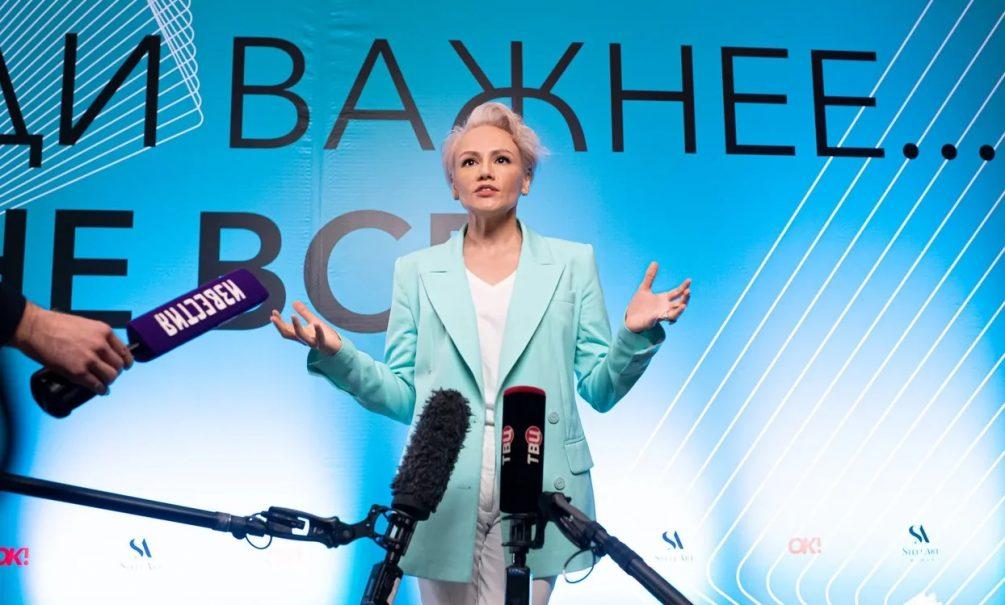 Татьяна Винницкая из «Новых людей» поспорила с генералом Правдюком