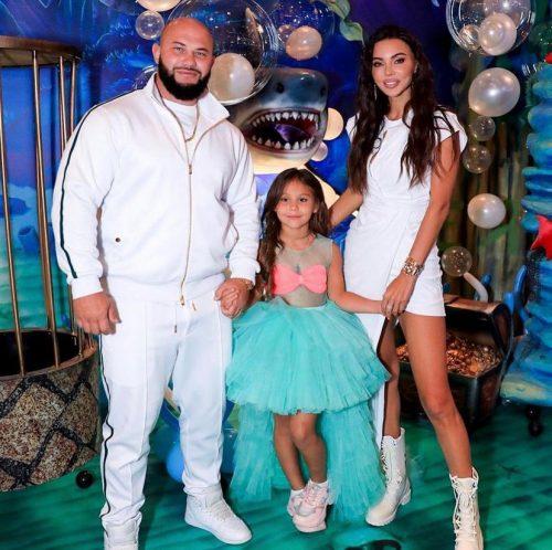 Выступление топовых артистов, торт-акула и новый ремонт за ночь: как прошло 7-летие дочери Джигана