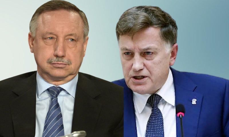 Макаров обыгрывает Беглова в торговой войне за мандаты