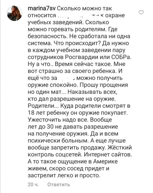 Запрет наинтернет иавтоматические ворота: россияне рассказали, как избежать массовых убийств вучебных заведениях