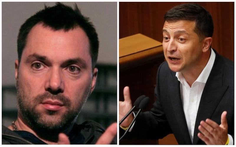 Русь-Укрусь: советник Зеленского предложил переименовать Украину