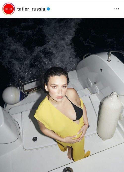 Ольга Серябкина подтвердила беременность