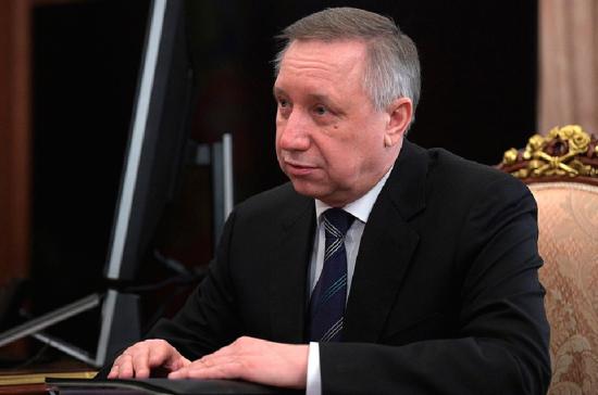 Беглов готов сдать Ленобласти драйвер развития Севморпути
