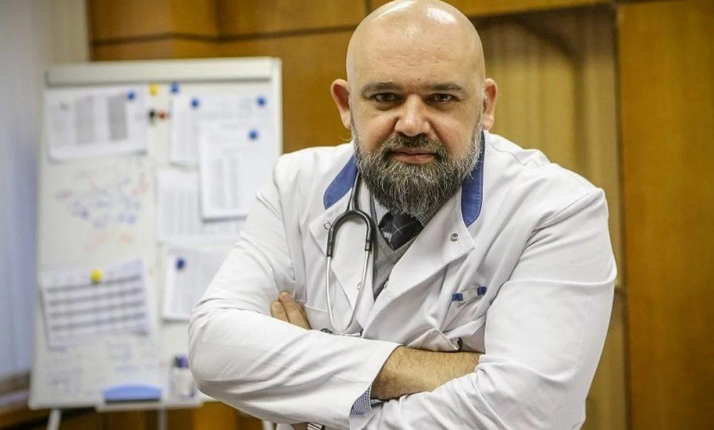 «Меня напрягает конец сентября»: главврач больницы Коммунарки предупредил о новой вспышке коронавируса