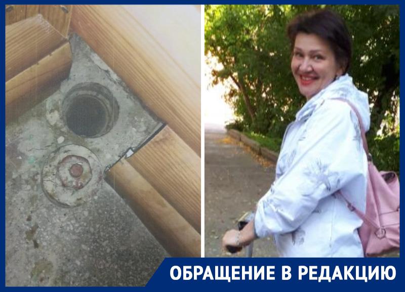 Слива нет, а плата есть: жители год борются с коммунальщиками сибирского города