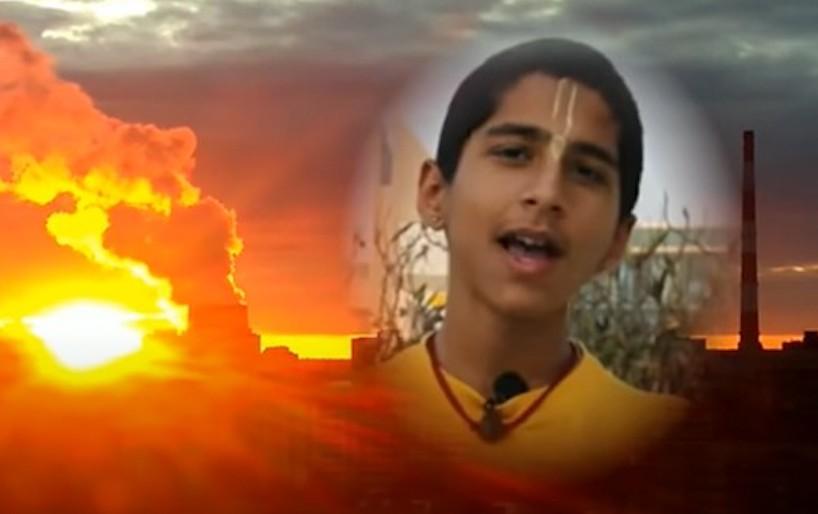Уже в декабре: предсказавший пандемию индийский мальчик-прорицатель предупредил о новой трагедии