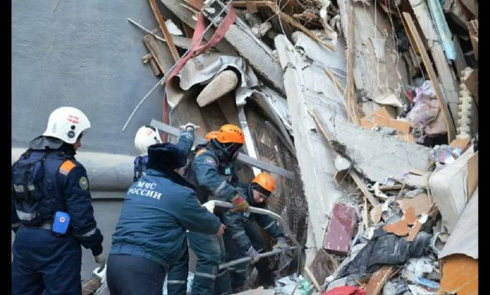 Три человека погибли при взрыве газа в жилом доме в Липецкой области