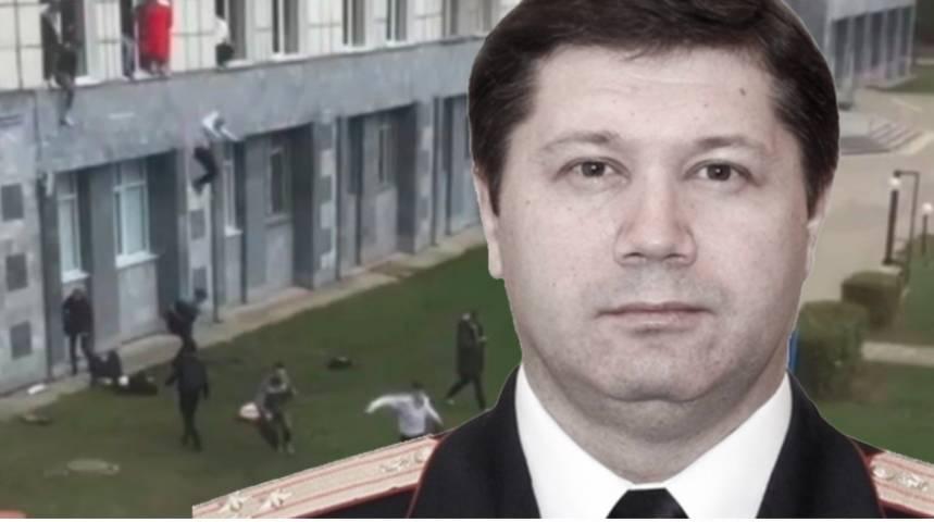 Глава СУ СК по Пермcкому краю покончил с собой после совещания с руководством по стрельбе в университете