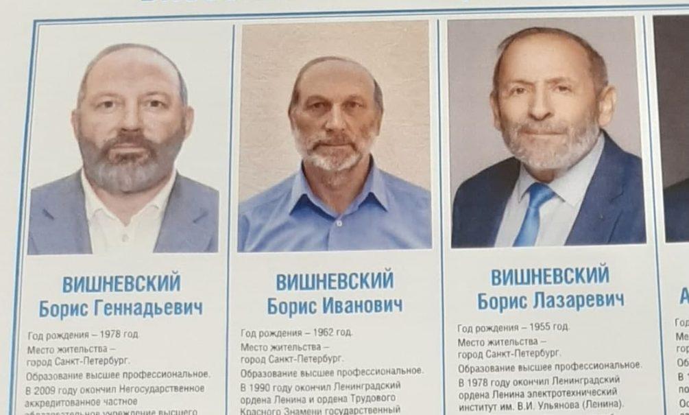 Атака клонов: кандидаты сменили ФИО и отрастили бороды, чтобы запутать избирателей