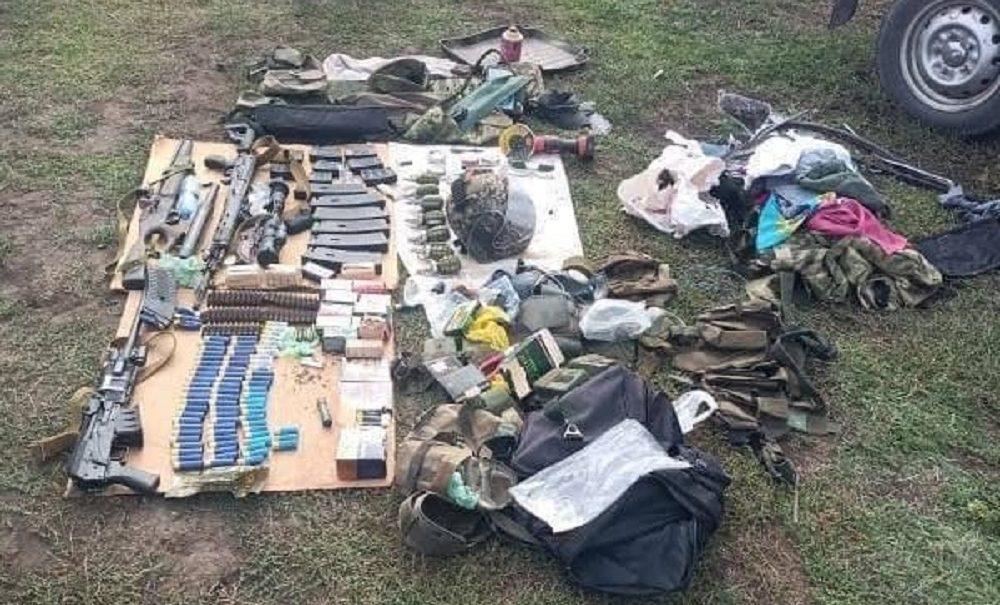 «Из криминального оборота — только гранаты»: эксперт оценил арсенал стрелка из Воронежской области