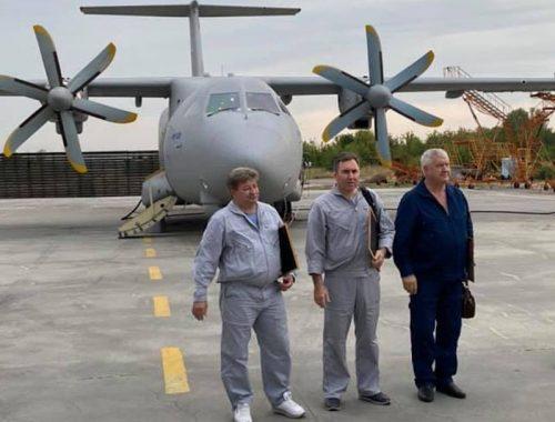 Установлены причины авиакатастрофы Ил-112В, в которой погибли три российских летчика
