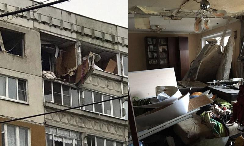 95% ожогов тела: после взрыва газа в Нижнем Новгороде два жильца многоэтажки оказались в реанимации