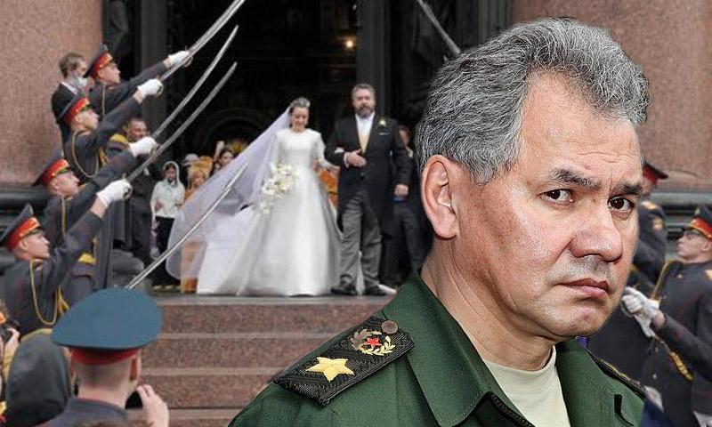 Скандал на венчании Романовых. Шойгу наказал виновных