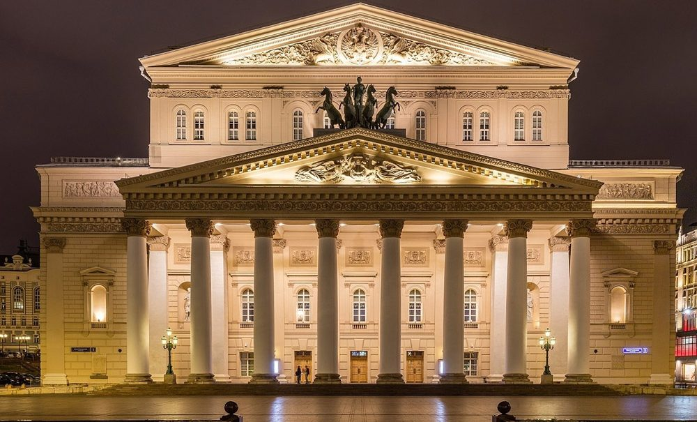 В Большом театре декорация рухнула во время оперы и убила артиста