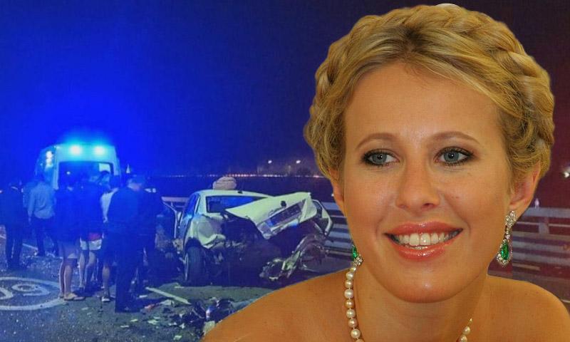 «Даже не пытались извиниться»: водитель рассказал о поведении Собчак после смертельного ДТП