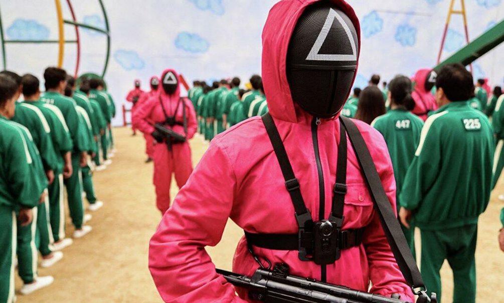 К сериалу «Игра в кальмара» появились претензии у «Лиги безопасного интернета»