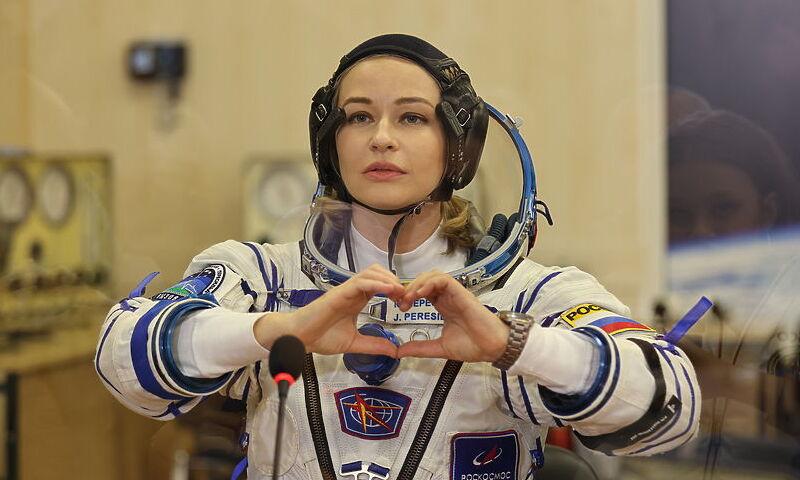 «Происходили странные штуки»: Юлия Пересильд о знаках судьбы перед полетом в космос