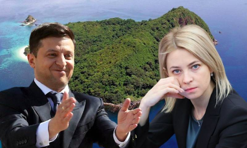 С Африки выдачи нет: Украина надеется «выкрасть» Поклонскую с Кабо-Верде