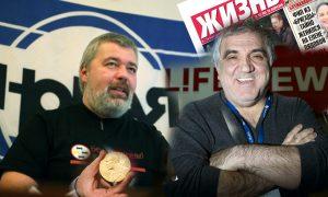 Габрелянов и Муратов  - портрет  победителей смутного времени