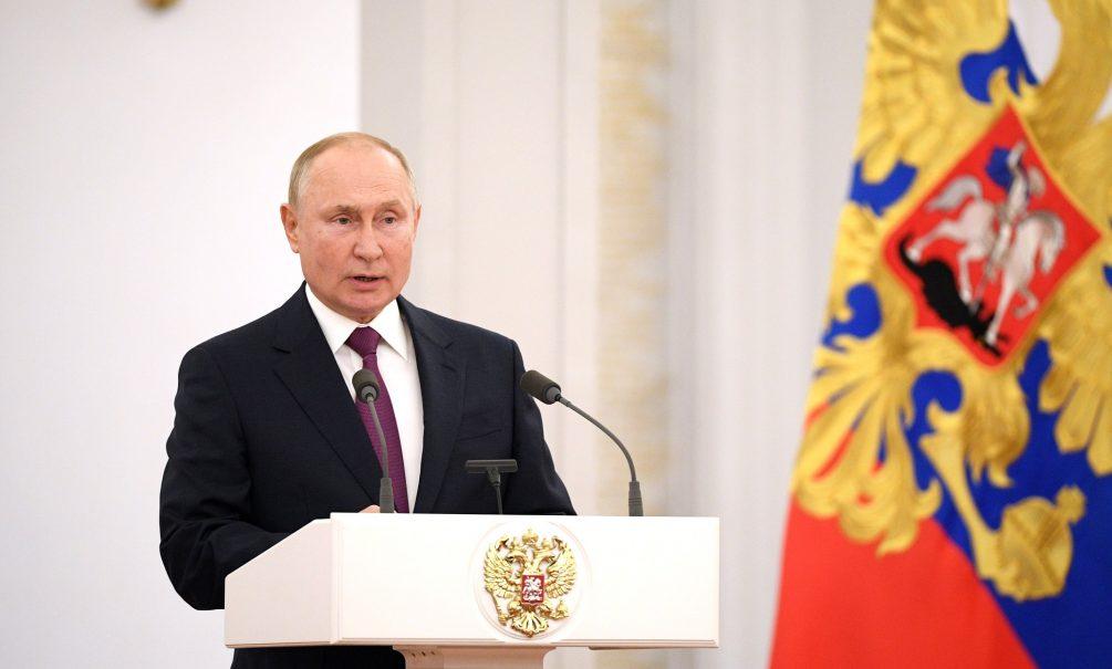 Президент Путин назвал главного врага России