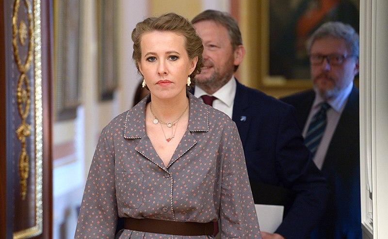 Mercedes Ксении Собчак устроил смертельное ДТП в Сочи