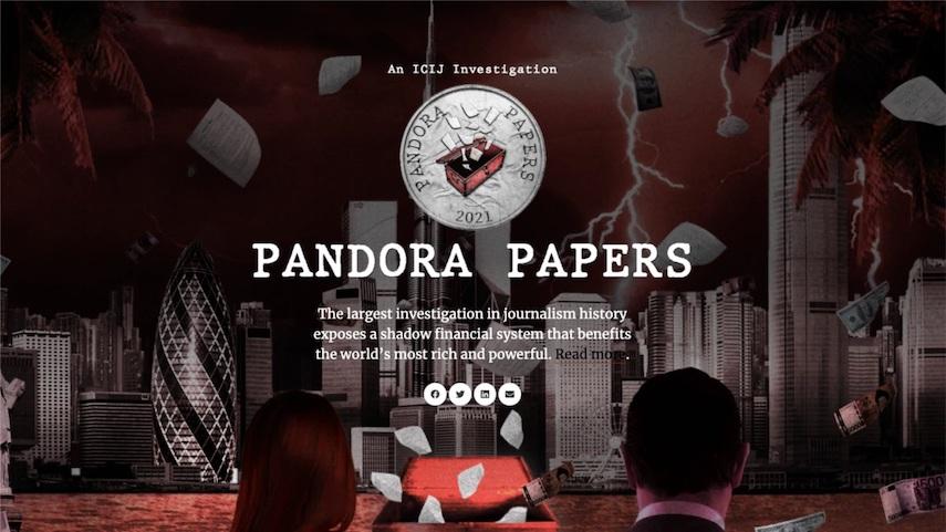 Тайн больше нет: обнародовано «досье Пандоры» - данные об офшорных счетах президентов, чиновников и бизнесменов из 91 страны