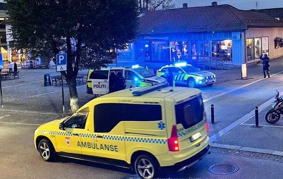 Вооруженный луком и стрелами мужчина расстрелял пять человек в Норвегии