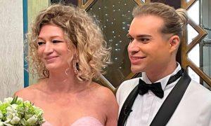 Шоу продолжается: Гоген Солнцев женился на дочери пожилой экс-супруги и устроил драку на свадьбе