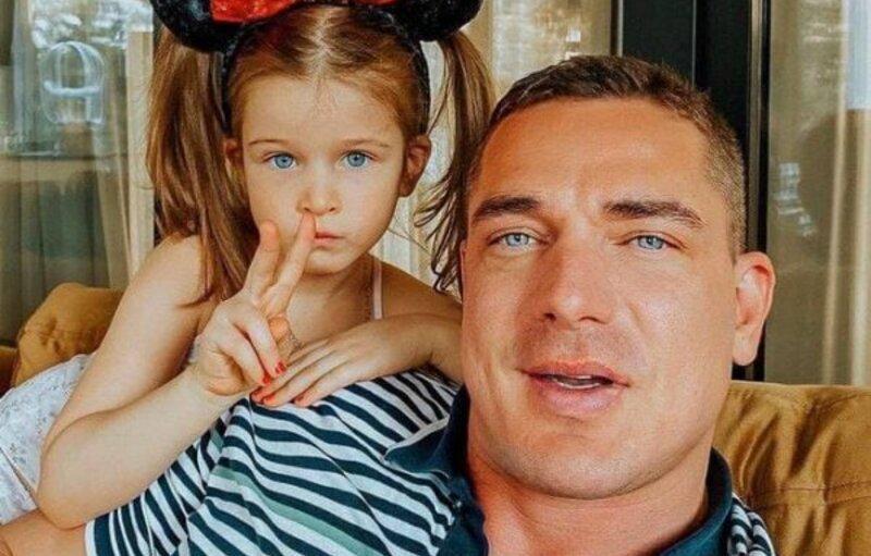«Ком в горле парализовывал тело»: бывший муж Бородиной о страданиях из-за разлуки с дочерью