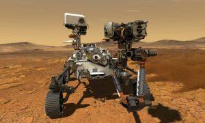 Тайны Красной планеты. Что удалось найти на Марсе марсоходу
