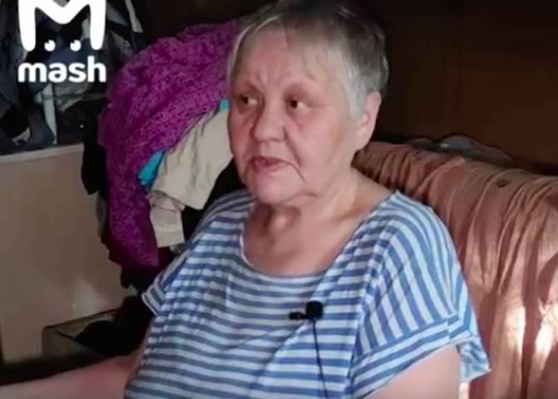 Аварийное нежилье: пенсионерка в Омске полжизни живет в железной бочке