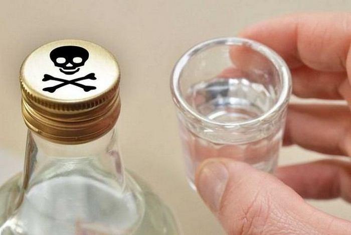 В Оренбургской области от отравления паленым алкоголем умерло десять человек