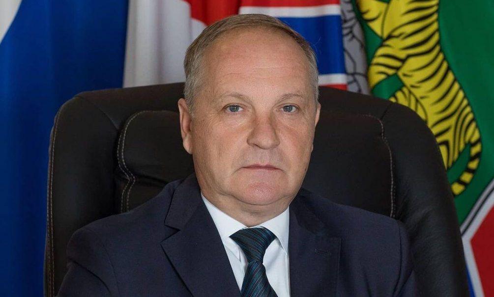 Экс-мэра Владивостока задержали за получение взяток от похоронного агентства