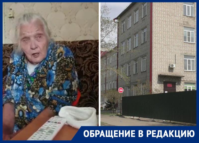 «Это было хуже тюрьмы»: вАлтайском крае пожилую женщину-инвалида истязали вковидном госпитале