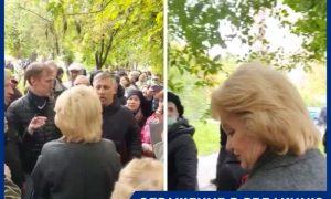 «Жалкие людишки»: жители Подмосковья пожаловались напостыдное поведение депутата Госдумы отКПРФ