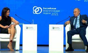 Киселев поймал американскую телеведущую на попытке соблазнить Путина