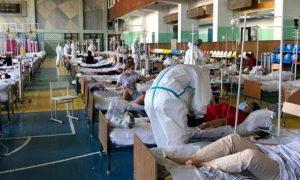 Класть больше некуда: в России заканчиваются места в ковидных больницах