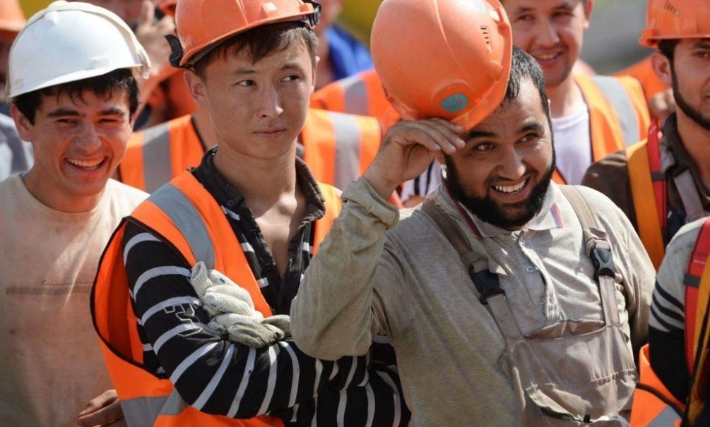 В Россию вернутся 300 тысяч амнистированных узбеков и таджиков