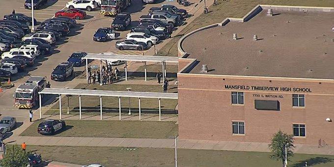 Очередной масс-шутинг в США – преступник напал на школу в Техасе