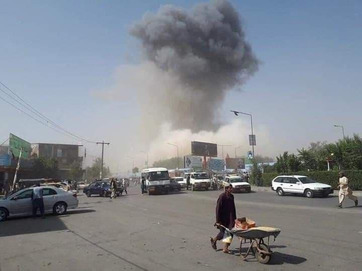 Не менее 60 погибших — террорист совершил подрыв у шиитской мечети в Афганистане